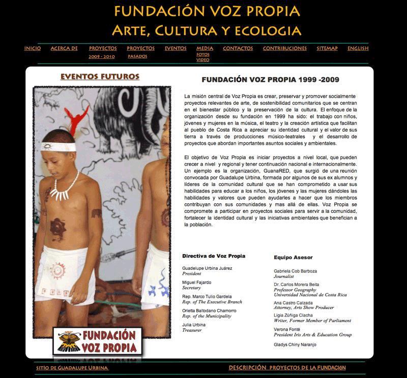 Voz Propia Foundation