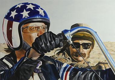 Deceptive_Freedom_100 x 140 cm oil on canvas