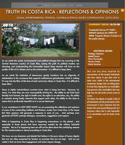 Truth In Costa Rica