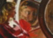 reflexions 100 x 140 cm öl auf leinwand