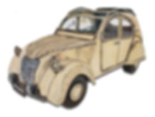 2cv_200_x_142_cm_oil_on_cut_out_boarde
