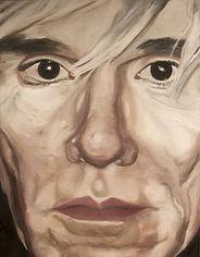 andy warhol 180 x 140 cm oil on canvas