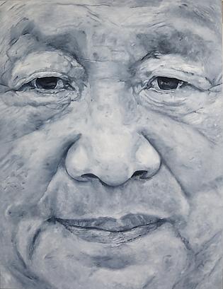 Xi Jinping 180 x 140 cm oel auf leinwand