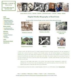 A Digital Media BiographyKarl Linn