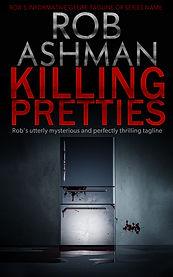 Book Cover - Cheriefox - Killing Pretties