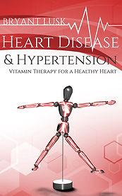 Book Cover - Cheriefox - Heart Disease & Hypertension