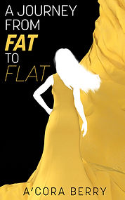 Book Cover - Cheriefox - A Journey from Fat to Flat