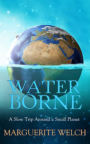 Book Cover - Cheriefox - Water Borne