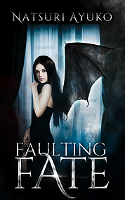 Book Cover - Cheriefox - Faulting Fate