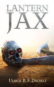 Book Cover - Cheriefox - Lantern Jax