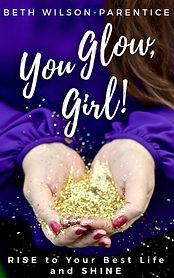Book Cover - Cheriefox - You Glow Girl!