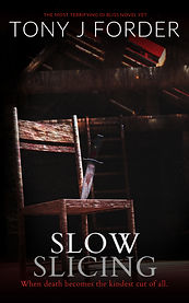 Book Cover - Cheriefox - Slow Slicing