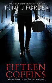 Book Cover - Cheriefox - Fifteen Coffins
