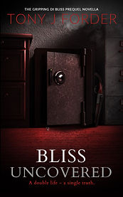 Book Cover - Cheriefox - Bliss Uncovered