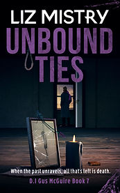Book Cover - Cheriefox - Unbound Ties