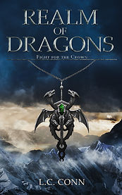 Book Cover - Cheriefox - Realm of Dragons