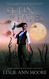 Book Cover - Cheriefox - Skein of Fates
