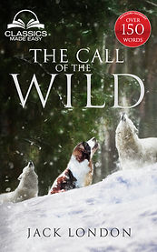 Book Cover - Cheriefox - The Call of the Wild