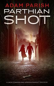Book Cover - Cheriefox - Parthian Shot