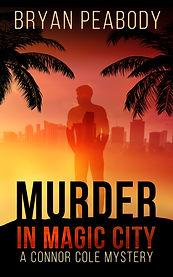 Book Cover - Cheriefox - Murder in Magic City