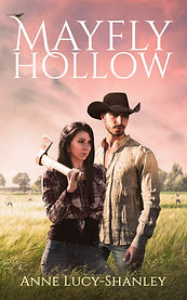 Book Cover - Cheriefox - Mayfly Hollow