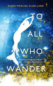 Book Cover - Cheriefox - To All Who Wander