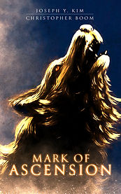 Book Cover - Cheriefox - Mark of Ascension