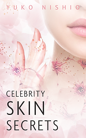 Book Cover - Cheriefox - Celebrity Skin Secrets