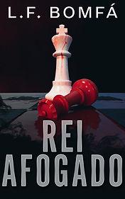 Book Cover - Cheriefox - Rei Afogado