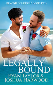 Book Cover - Cheriefox - Legally Bound
