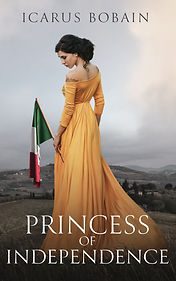 Book Cover - Cheriefox - Princess of Independence
