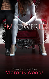 Book Cover - Cheriefox - Empowered