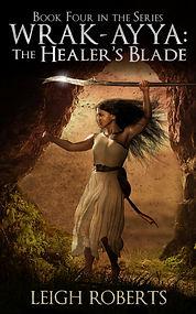 Book Cover - Cheriefox - The Healer's Blade
