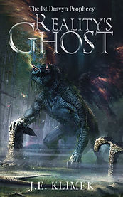 Book Cover - Cheriefox - Reality's Ghost