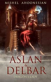 Book Cover - Cheriefox - Aslan & Delbar
