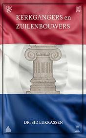 Book Cover - Cheriefox - Kerkgangers en Zuilenbouwers