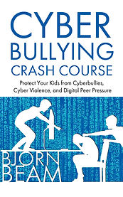 Book Cover - Cheriefox - Cyber Bullying Crash Course