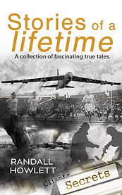Book Cover - Cheriefox - Stories of a Lifetime