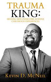 Book Cover - Cheriefox - Trauma King