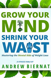 Book Cover - Cheriefox - Grow Your Mind Shrink Your Waist