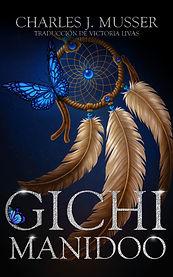 Book Cover - Cheriefox - Gichi Manidoo