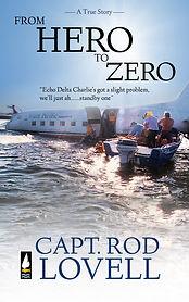 Book Cover - Cheriefox - From Hero to Zero