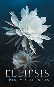 Book Cover - Cheriefox - Ellipsis