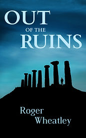 Book Cover - Cheriefox - Out of the Ruins