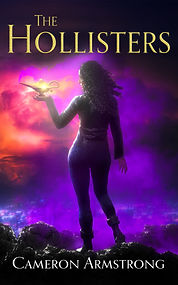 Book Cover - Cheriefox - The Hollisters