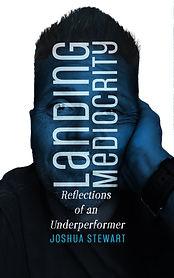 Book Cover - Cheriefox - Landing Mediocrity