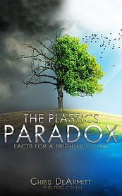 Book Cover - Cheriefox - The Plastics Paradox