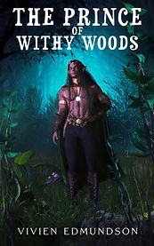 Book Cover - Cheriefox - The Prince of Withy Woods