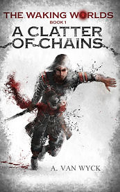 Book Cover - Cheriefox - A Clatter of Chains