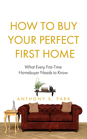 Book Cover - Cheriefox - How To Buy Your Perfect First Home